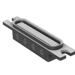 Concealed latches NEO Pro
